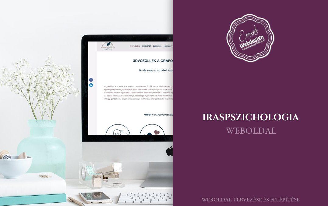 Íráspszichologia weboldal